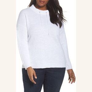 Eileen Fisher | Organic linen & cotton sweater